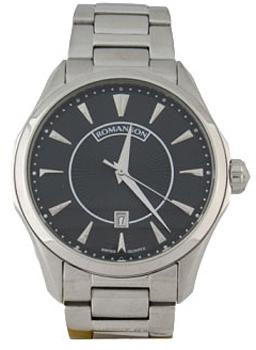 Мужские часы Romanson TM0337MW(BK)