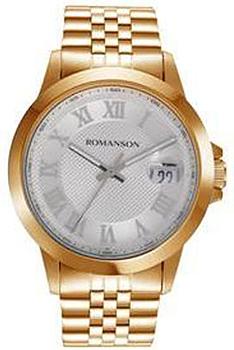 Мужские часы Romanson TM0361MR(WH)