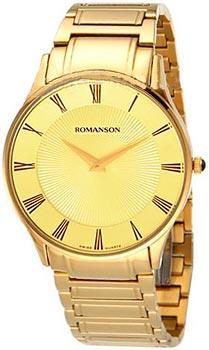 Мужские часы Romanson TM0389MG(GD)