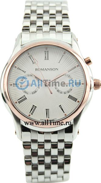 Мужские часы Romanson TM3211FMJ(WH)