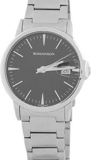 Мужские часы Romanson TM4227MW(BK)