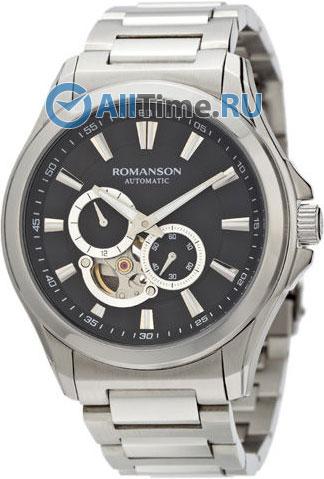 Мужские часы Romanson TM4237RMW(BK)