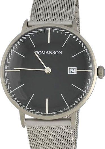 Мужские часы Romanson TM4267MW(BK)