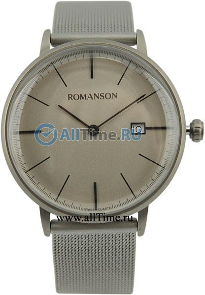 Мужские часы Romanson TM4267MW(GR)
