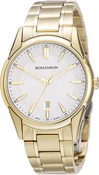 Женские часы Romanson TM5A20LG(WH)