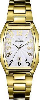 Мужские часы Romanson TM7206MG(WH)