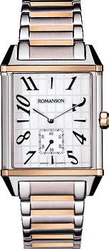 Мужские часы Romanson TM7237MJ(WH)