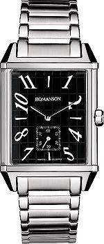 Мужские часы Romanson TM7237MW(BK)