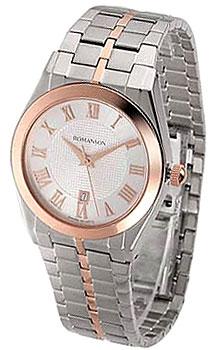Мужские часы Romanson TM7266MJ(WH)