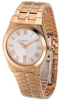 Мужские часы Romanson TM7266MR(WH)