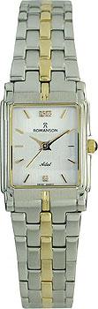 Женские часы Romanson TM8154CLC(WH)