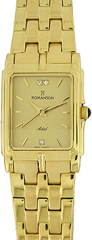 Женские часы Romanson TM8154CLG(GD)