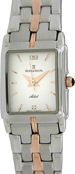 Женские часы Romanson TM8154CLJ(WH)
