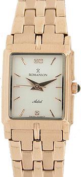 Женские часы Romanson TM8154CLR(WH)