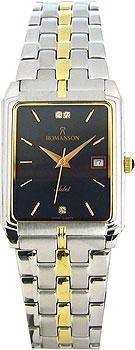Мужские часы Romanson TM8154CMC(BK)