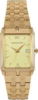 Мужские часы Romanson TM8154CMG(GD)