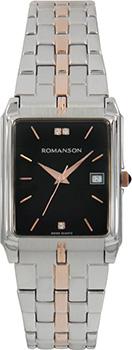 Мужские часы Romanson TM8154CMJ(BK)