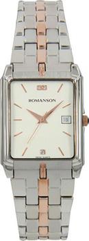 Мужские часы Romanson TM8154CMJ(WH)