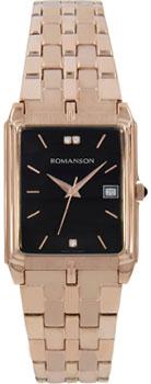 Мужские часы Romanson TM8154CMR(BK)