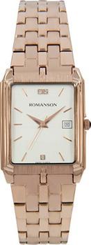 Мужские часы Romanson TM8154CMR(WH)