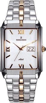 Мужские часы Romanson TM8154CXC(WH)