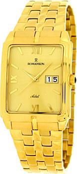 Мужские часы Romanson TM8154CXG(GD)