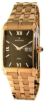 Мужские часы Romanson TM8154CXR(BK)