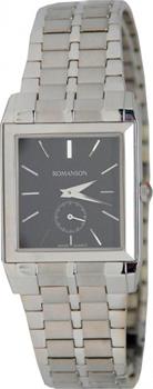 Мужские часы Romanson TM8253LW(BK)