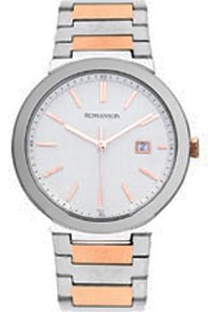 Мужские часы Romanson TM8258MC(WH)