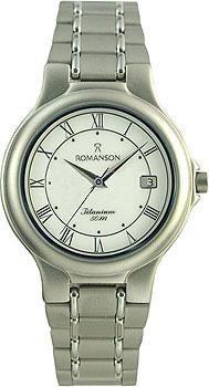 Мужские часы Romanson TM8697MW(WH)