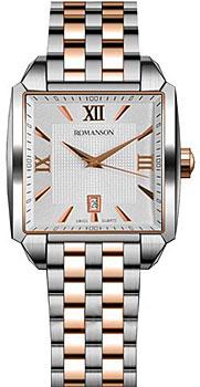 Мужские часы Romanson TM9216MJ(WH)