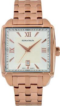Мужские часы Romanson TM9216MR(WH)