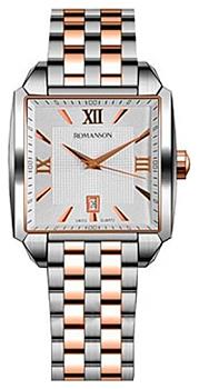 Мужские часы Romanson TM9216MW(WH)