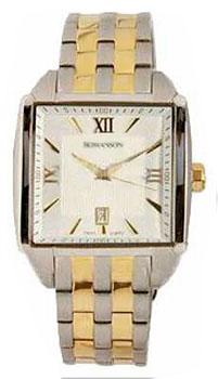Мужские часы Romanson TM9248MC(WH)