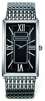 Мужские часы Romanson TM9252MW(BK)
