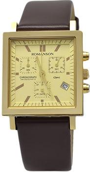 Мужские часы Romanson UL2118SMG(GD)