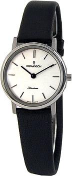 Женские часы Romanson UL3578SLW(WH)
