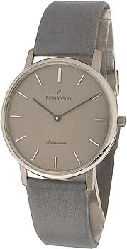 Мужские часы Romanson UL3578SMW(GR)