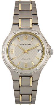 Мужские часы Romanson UM3140MC(GR)