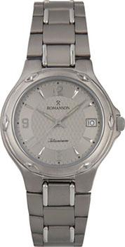 Мужские часы Romanson UM3140MW(GR)