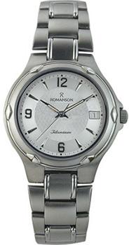 Мужские часы Romanson UM3140MW(WH)